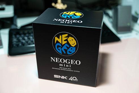 <NEOGEO miniその1>