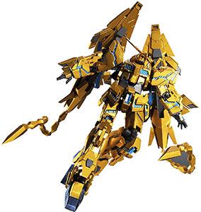 <ROBOT魂 機動戦士ガンダムUC [SIDE MS] ユニコーンガンダム3号機 フェネクス(デストロイモード)(ナラティブVer.) >