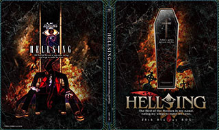 <HELLSING OVA 20th ANNIVERSARY DELUXE STEEL LIMITED>