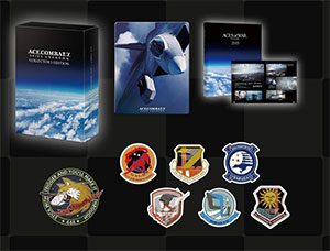 """<ACE COMBAT™ 7: SKIES UNKNOWN COLLECTOR""""S EDITION>"""