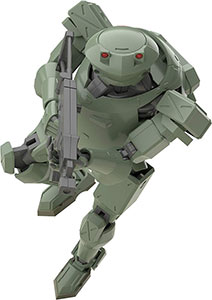 <MODEROID フルメタル・パニック! Invisible Victory Rk-91/92 サベージ [OLIVE] >