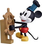 <ねんどろいど 蒸気船ウィリー ミッキーマウス 1928 Ver. [カラー]>