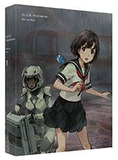 <A.I.C.O. Incarnation Blu-ray Box 1>