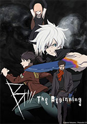 <B: The Beginning Blu-ray Box COLLECTOR'S EDITION>