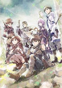 <TVアニメ『灰と幻想のグリムガル』Blu-ray BOX>