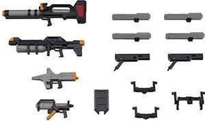 <ROBOT魂 機動戦士ガンダム[SIDE MS] 連邦軍武器セット ver. A.N.I.M.E.>