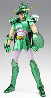 <聖闘士聖衣神話 ドラゴン紫龍 初期青銅聖衣 〈リバイバル版〉>