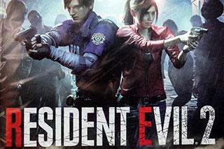 <Resident Evil 2 >