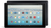 <Fire HD 10 タブレット>