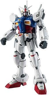 <ROBOT魂 機動戦士ガンダム0083 [SIDE MS] RX-78GP01 ガンダム試作1号機 ver. >