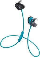 <Bose SoundSport wireless headphones >