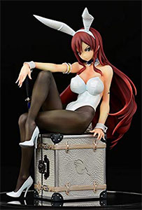 <FAIRY TAIL エルザ・スカーレット Bunny girl_Style / type white >