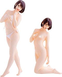 <PLAMAX Naked Angel 1/20 戸田真琴 >