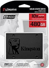 <キングストン Kingston SSD 480GB>