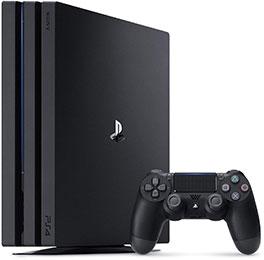 <PlayStation 4 Pro ジェット・ブラック 2TB>