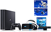 <PlayStation 4 Pro PlayStation VR Days of Play Pack 2TB (CUHJ-10029) >