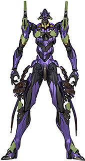 <リボルテック EVANGELION EVOLUTION エヴァンゲリオン初号機 刀野薙Ver. >