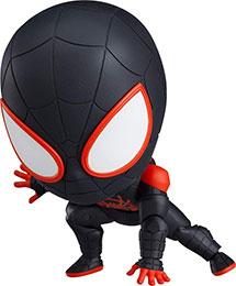 <ねんどろいど スパイダーマン:スパイダーバース マイルス・モラレス スパイダーバース・エディション スタンダードVer. >