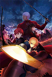 <Fate/stay night [Unlimited Blade Works] Blu-ray Disc Box Standard Edition>