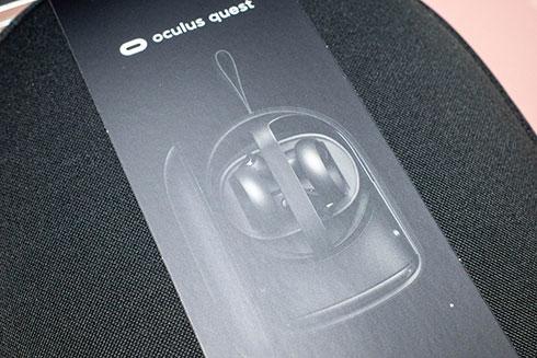 <Oculus Quest トラベルケース>