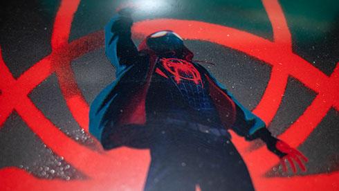 <スパイダーマン:スパイダーバース プレミアム・エディション>