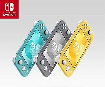 <Nintendo Switch Lite>