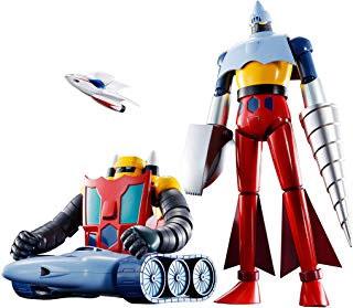 <超合金魂 ゲッターロボ GX-91 ゲッター2&3 D.C.>