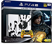 <PlayStation 4 Pro DEATH STRANDING LIMITED EDITION>