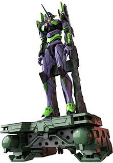 <RG エヴァンゲリオン 汎用ヒト型決戦兵器 人造人間エヴァンゲリオン初号機DX>