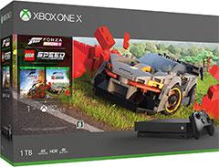 <Xbox One X>
