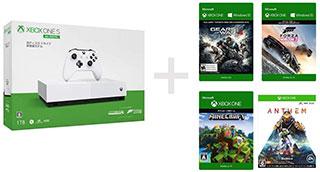 <Xbox One S>
