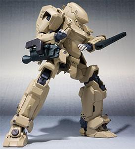 <ROBOT魂 〈SIDE TA〉 壱七式戦術甲冑雷電 『ガサラキ』>