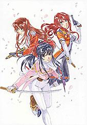 <サクラ大戦OVAシリーズ Blu-ray BOX>