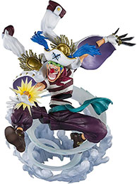 <フィギュアーツZERO ONE PIECE [EXTRA BATTLE]道化のバギー -頂上決戦->