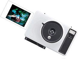 <Pixtoss (ピックトス) タカラトミー インスタントトイカメラ MILK WHITE>