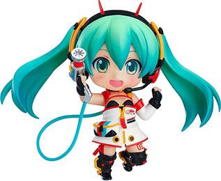 <ねんどろいど 初音ミク GTプロジェクト レーシングミク 2020Ver. >