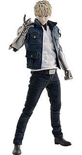 <ワンパンマン 1/6 Articulated Figure: Genos [SEASON 2] [1/6可動フィギュア:ジェノス [シーズン2]] 1/6スケール ABS&PVC&POM&PC製 塗装済み可動フィギュア>