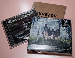 <NieR Orchestral Arrangement Album - Addendum>