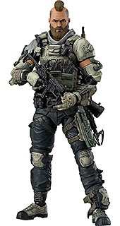 <figma CALL OF DUTY(R): BLACK OPS 4 ルイン>
