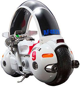<S.H.Figuarts ブルマのバイク-ホイポイカプセル No.9- 『ドラゴンボール』>