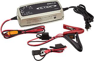 <CTEK(シーテック) バッテリーチャージャー・メンテナー 7.0A バックアップ機能付き MXS7.0JP>
