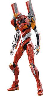 <RG エヴァンゲリオン 汎用ヒト型決戦兵器 人造人間エヴァンゲリオン 正規実用型 2号機(先行量産機) 1/144スケール 色分け済みプラモデル>