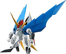<PLAMAX 魔神英雄伝ワタル MS-06 空王丸 ノンスケール ABS&PS&PE製 組み立て式プラスチックモデル>