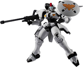 <GUNDAM UNIVERSE 新機動戦記ガンダムW OZ-00MS TALLGEESE 約150mm ABS&PVC製 塗装済み可動フィギュア>