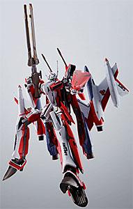 <DX超合金 YF-29デュランダルバルキリー(早乙女アルト機) フルセットパック 『劇場版マクロスF』[BANDAI SPIRITS] >