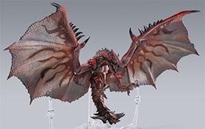 <S.H.MonsterArts リオレウス 『モンスターハンターワールド:アイスボーン』[BANDAI SPIRITS]>