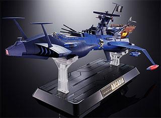 <超合金魂 GX-93 宇宙海賊戦艦 アルカディア号 『宇宙海賊キャプテンハーロック』[BANDAI SPIRITS] >