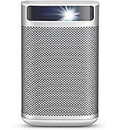 <XGIMI MOGO 210ANSIルーメン Android TV搭載 ポータブル コンパクト 小型 プロジェクター 4K対応 DLP投影技術 Harman/Kardonスピーカー オートフォーカス 大容量バッテリー>