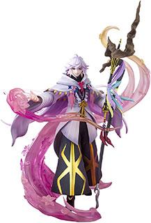 <フィギュアーツZERO Fate/Grand Order -絶対魔獣戦線バビロニア- 花の魔術師マーリン 約250mm PVC・ABS製 塗装済み完成品フィギュア>