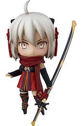 <ねんどろいど Fate/Grand Order アルターエゴ/沖田総司[オルタ] ノンスケール ABS&PVC製 塗装済み可動フィギュア>
